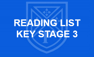 Reading List KS3 light