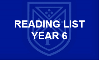 Reading List Year 6